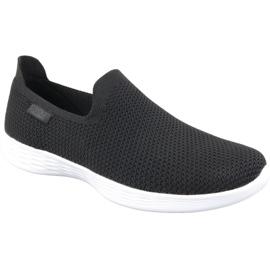 Zwart Skechers You Define W 14956-BKW schoenen