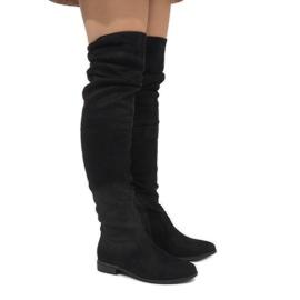 Zwarte geïsoleerde laarzen 7570-PG