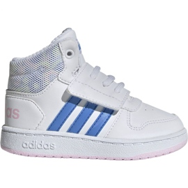 Adidas Hoops Mid 2.0 I Jr EE8550 schoenen wit