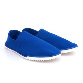 Slip-on sneakers Lycra 8527 Blauw