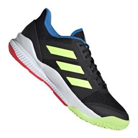 Adidas Stabil Bounce M BD7412 schoenen zwart zwart