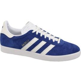 Blauw Adidas Originals Gazelle B41648 schoenen