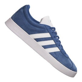 Blauw Adidas Vl Court 2.0 M DA9873 schoenen