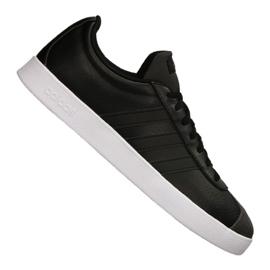 Zwart Adidas Vl Court 2.0 M DA9885 schoenen