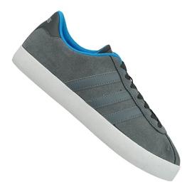 Grijs Adidas Vl Court Vulc M AW3927 schoenen