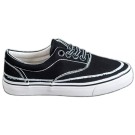 Bestelle zwart Modieuze sneakers