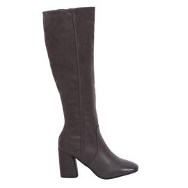 Grijs Gray Heels classic 5319 Grey