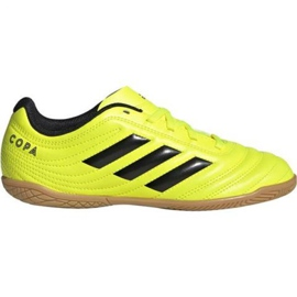 Adidas Copa 19.4 In Jr F35451 indoorschoenen