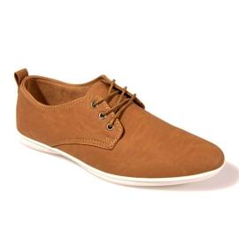 Bruin Stijlvolle schoenen -82 kameel