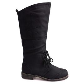Jazz Boots 7-1GN016A Zwart
