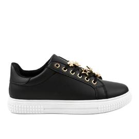 Zwarte BM1958 sneakers