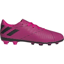 Adidas Nemeziz 19.4 FxG Jr F99949 voetbalschoenen