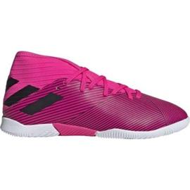 Adidas Nemeziz 19.3 In Jr F99946 indoorschoenen roze roze