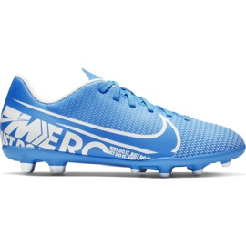 Nike Mercurial Vapor 13 Club FG / MG Jr AT8161-414 voetbalschoenen