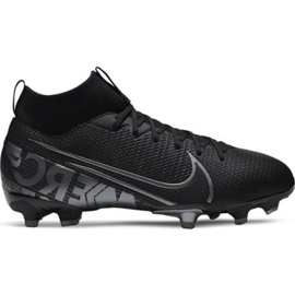 Nike Mercurial Superfly 7 Academy FG / MG Jr AT8120-001 voetbalschoenen