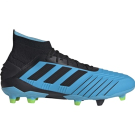 Nike Adidas Predator 19.1 Fg M F35606 voetbalschoenen