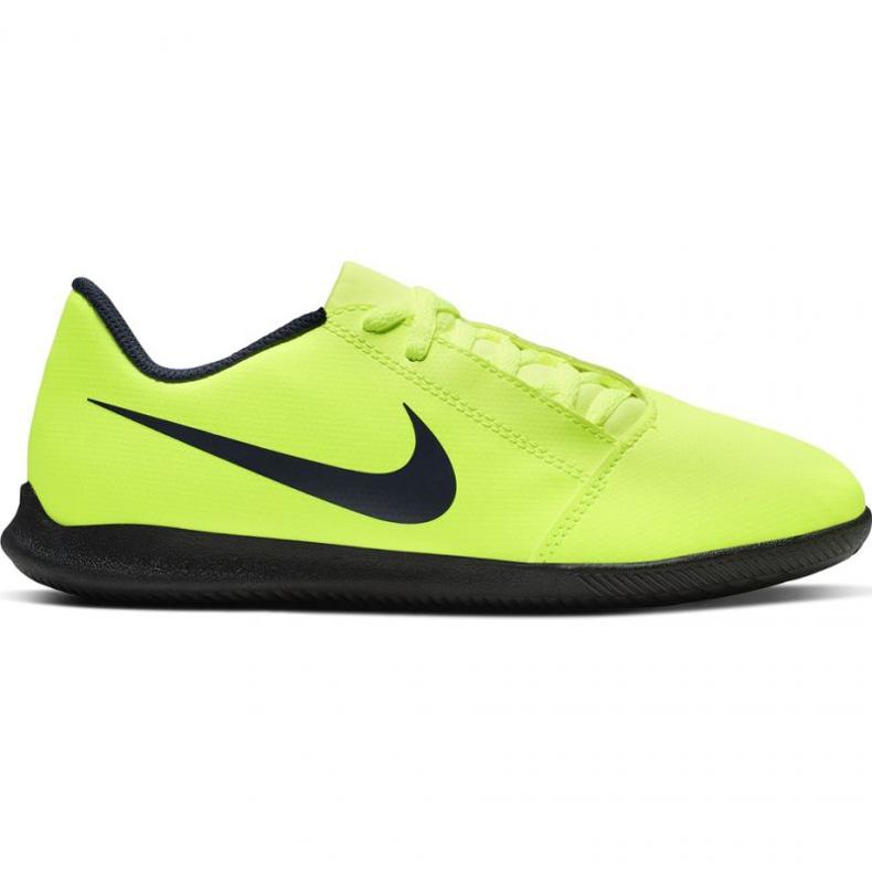 Indoorschoenen Nike Phantom Venom Club Ic Jr AO0399-717 geel geel