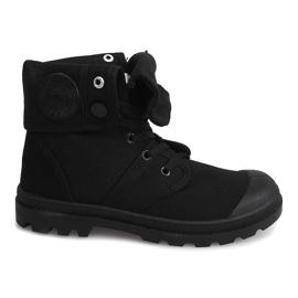 Timberki traperie laarzen R-31 zwart
