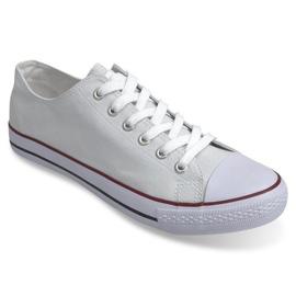Gemre zwart Sneakers DTS46-2 Wit