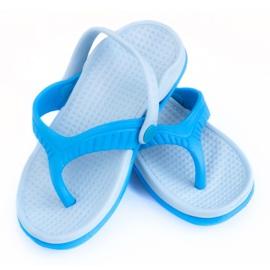Aqua-Speed Aqua-sport Roma Jr 01 498 slippers blauw
