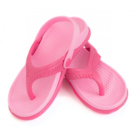Aqua-Speed roze Aqua-sport Roma Jr 03/498 slippers