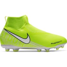 Nike Phantom Vsn Academy Df FG / MG Jr AO3287-717 voetbalschoenen