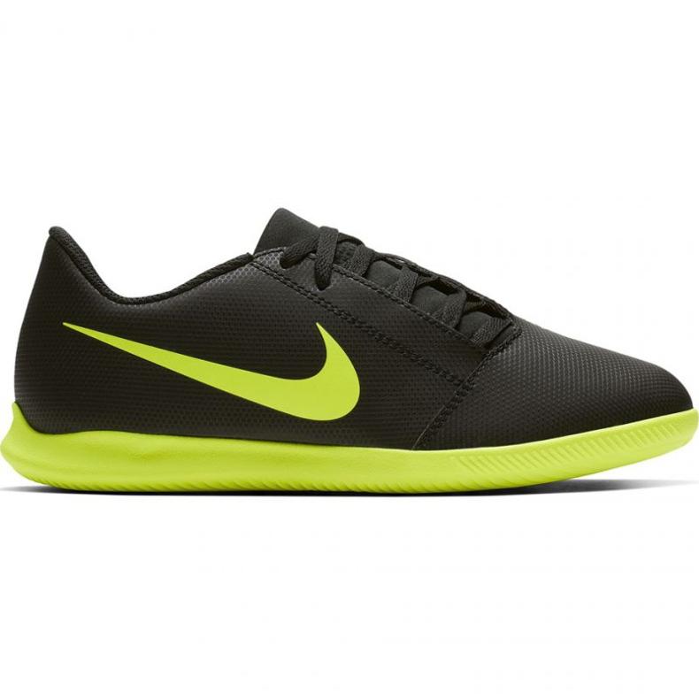 Nike Phantom Venom Club Ic Jr AO0399-007 indoorschoenen zwart zwart