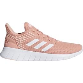Roze Adidas Asweerun W F36733 schoenen