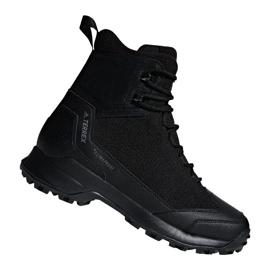 Zwart Adidas Terrex Frozetrack H Cw Cp M CV8273 schoenen