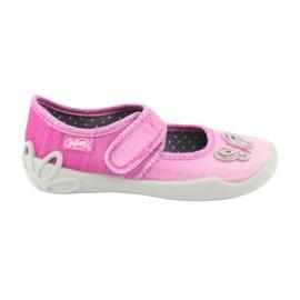 Roze Befado kinderschoenen 123X038