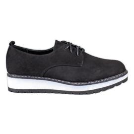 Marquiz Zwarte damesschoenen