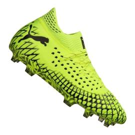 Puma Future 4.1 Netfit Fg / Ag M 105579-03 voetbalschoenen geel geel