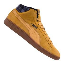 Puma Smash v2 Mid Wtr M 366810-03 schoenen bruin
