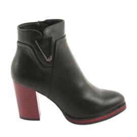 Zwarte laarzen Sergio Leone 537