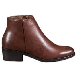 Filippo Klassieke bruine laarzen