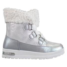 Grijs Warme sneeuwschoenen van MCKEYLOR