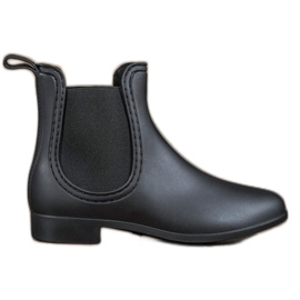 SHELOVET zwart Matt Wellies