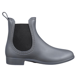 SHELOVET grijs Slip-on wellies