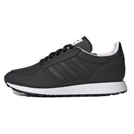 Zwart Adidas Originals Forest Grove M EE8966 schoenen