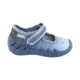 Befado kinderschoenen 109P186 blauw