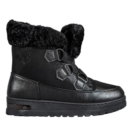 Warme sneeuwschoenen van MCKEYLOR zwart