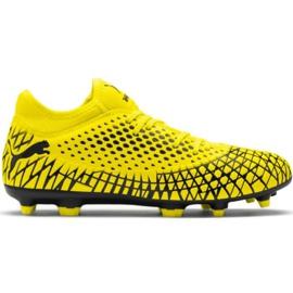 Puma Future 4.4 Fg Ag M 105613 03 voetbalschoenen geel geel