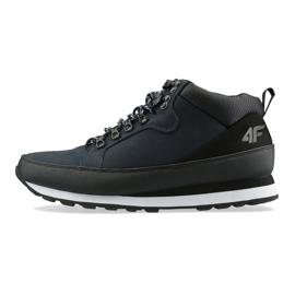 4F D4Z19-OBMH202 31S schoenen zwart