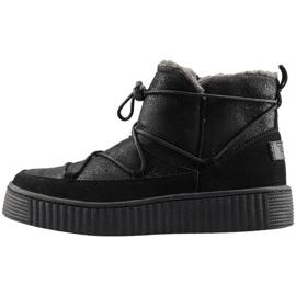 4F Jr HJZ19-JOBDA002 21S schoenen zwart