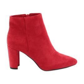 Laarzen op de post Sergio Leone 548 rood