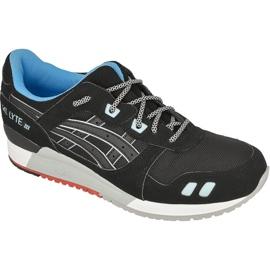Zwart Asics GEL-LYTE Iii M H637Y-9090 schoenen