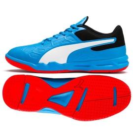 Indoorschoenen Puma Tenaz Bleu M 104889 06 blauw blauw