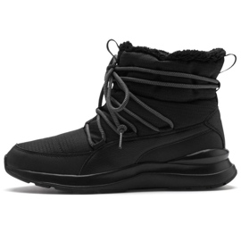 Puma Adela Winter Boot W 369862 01 schoenen zwart