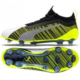 Puma One 5.1 FG / AG M 105578 03 voetbalschoenen geel geel