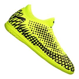 Puma Future 4.4 It Jr 105700-03 voetbalschoenen geel geel